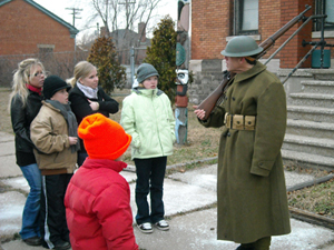 WWI Interpretive Event