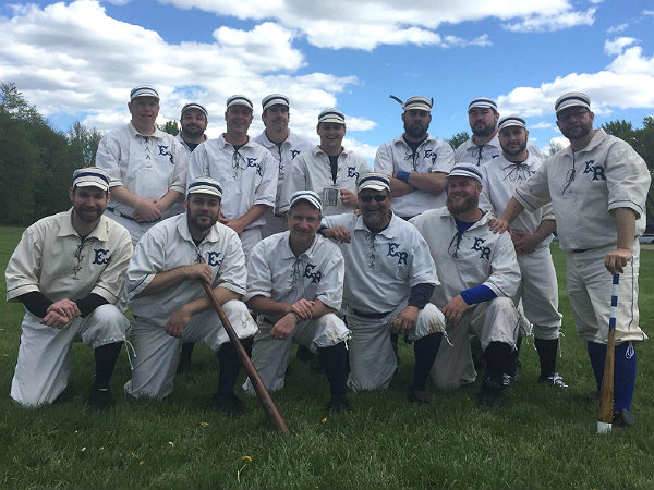 Early Risers Vintage Base Ball